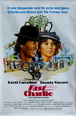 Fast Charlie - The Moonbeam Rider (MOVIE POSTER)N/A - Product Image