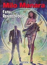 Fatal Rendezvousby: Manara, Milo  - Product Image