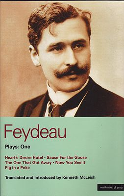Feydeau Plays: OneFeydeau, Georges and Kenneth McLeish - Product Image