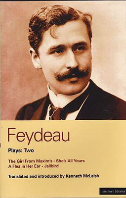 Feydeau Plays: TwoFeydeau, Georges and Kenneth McLeish - Product Image