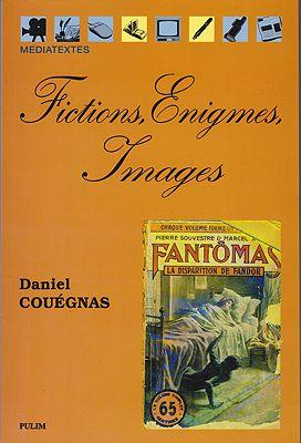 Fictions, Enigmes, Images - Lectures (para?) litt - Product Image