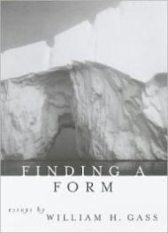 Finding a Form - Essaysby: Gass, William H.  - Product Image