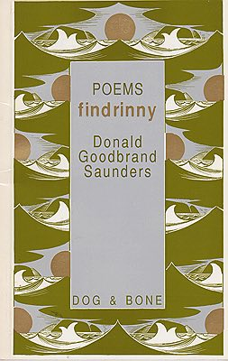 Findrinny: PoemsSaunders, Donald Goodbrand - Product Image