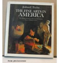 Fine Arts in America, Theby: Taylor, Joshua C. - Product Image