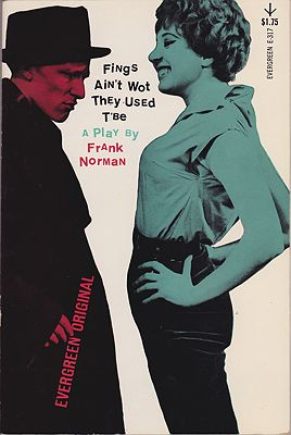 Fings Ain't Wot They Used T'be: A PlayNorman, Frank - Product Image