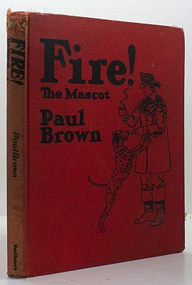 Fire! The MascotBrown, Paul, Illust. by: Paul   Brown - Product Image