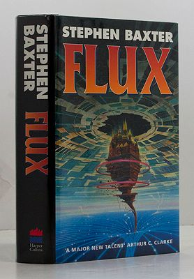 Flux (SIGNED COPY)Baxter, Stephen - Product Image