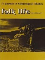 Folk Life: A Journal of Ethnological Studies: Volume Fifteenby: Jenkins (Ed.), J. Geraint - Product Image