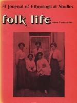Folk Life: A Journal of Ethnological Studies: Volume Fourteenby: Jenkins (Ed.), J. Geraint - Product Image