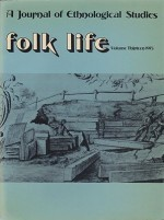 Folk Life: A Journal of Ethnological Studies: Volume Thirteenby: Jenkins (Ed.), J. Geraint - Product Image