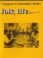 Folk Life: A Journal of Ethnological Studies: Volume Twenty-Fourby: Linnard (Ed.), William - Product Image