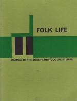 Folk Life: Journal of the Society for Folk Life Studies -  Volume 10by: Jenkins (Ed.), J. Geraint - Product Image