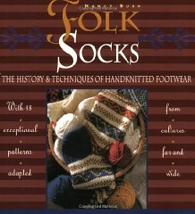 Folk Socksby: Bush, Nancy - Product Image