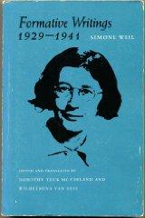 Formative Writings, 1929-1941McFarland, Dorothy Tuck - Product Image