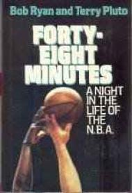 Forty-Eight Minutes: A Night in the Life of the N.B.A.by: Ryan, Bob & Terry Pluto - Product Image