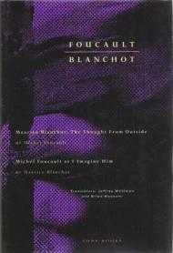 Foucault/Blanchotby: Foucault/Blanchot - Product Image
