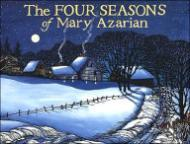 Four Seasons Of Mary Azarian, TheHart, Lilias Macbean, Illust. by: Azarian, Mary - Product Image