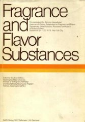 Fragrance and flavor substances: Proceedings of the second International Haarman & Reimer Symposium on Fragrance and Flavor Substancesby: Croteau, Rodney (Editor) - Product Image