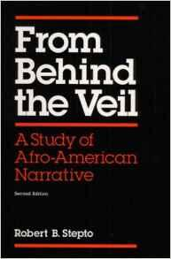 From Behind the Veil: A STUDY OF AFRO-AMERICAN NARRATIVEStepto, Robert B. - Product Image