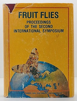 Fruit Flies: Proceedings of the Second International SymposiumEconomopoulos (Ed.), A.P. - Product Image