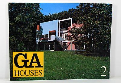 GA Houses 2 (English & Japanese Text)Fujii (Editor) , Wayne N. T./Yasuko Kikuchi & Satoru Komaki - Product Image