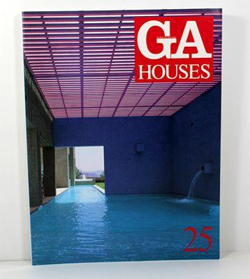 GA Houses 25 (English & Japanese Text)Fujii (Editor), Wayne N. T./Satoru Komaki & Yasuko Kikuchi  - Product Image