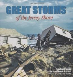 GREAT STORMS OF THE JERSEY SHORESavadore, Larry - Product Image