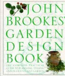 Garden Design Book Brookes, John - Product Image