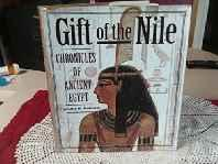 Gift of the Nile: chronicles of Ancient EgyptRoberts, Timothy Roland - Product Image
