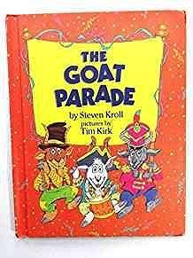 Goat Parade, TheKroll, Steven/Tim Kirk, Illust. by: Tim Kirk - Product Image