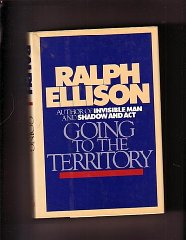 Going to the Territoryby: Ellison, Ralph - Product Image