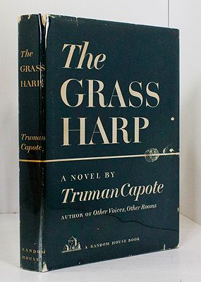 Grass Harp, TheCapote, Truman - Product Image