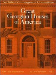 Great Georgian Houses of America, Vol. 2by: Committee, Architects?' Emergency Architects?' Emergency - Product Image