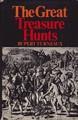 Great Treasure Hunts, TheFurneaux, Rupert - Product Image