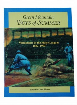 Green Mountain Boys of Summer - Vermonters in the Major Leagues 1882-1993Simon (Editor), Tom - Product Image