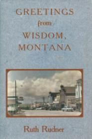 Greetings from Wisdom, Montanaby: Rudner, Ruth - Product Image