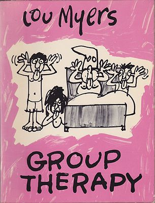 Group TherapyMyers, Lou, Illust. by: Lou  Myers - Product Image
