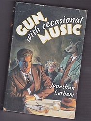 Gun, With Occasional Musicby: Lethem, Jonathan - Product Image