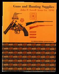 Guns and Hunting Supplies: John P. Lovell Arms Co. 1890by: John P. Lovell Arms Company  - Product Image