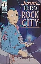 H.P.'s Rock Cityby: Giraud, Jean Moebius - Product Image