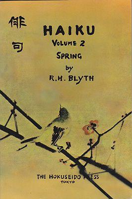 Haiku Volume 2. SpringBlyth, R. H. - Product Image