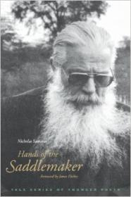Hands of the Saddlemaker (Yale Series of Younger Poets)by: Samaras, Nicholas - Product Image