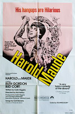 Harold and Maude (MOVIE POSTER)illustrator- N/A - Product Image