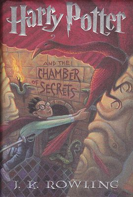 Harry Potter and the Chamber of SecretsRowling, J.K. - Product Image