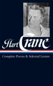 Hart Crane: Complete Poems and Selected Letters Crane, Hart - Product Image