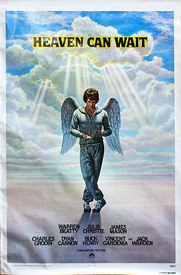 Heaven Can Wait (MOVIE POSTER)N/A - Product Image