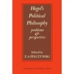 Hegel's Political Philosophy: Problems and Perspectivesby: Pelczynski, Z. A. - Product Image