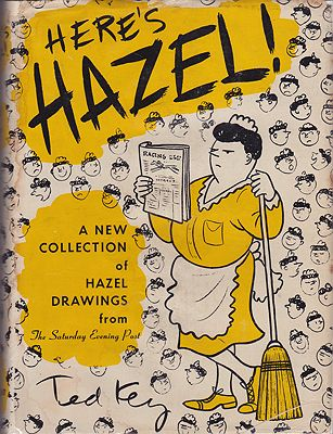 Here's Hazel!Key, Ted, Illust. by: Ted  Key - Product Image