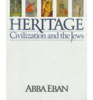 Heritage Civilization and the JewsEban, Abba - Product Image