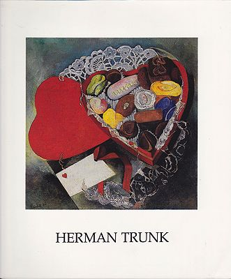 Herman Trunk (1894-1963): Paintings and WatercolorsWard (Ed.), Meredith - Product Image